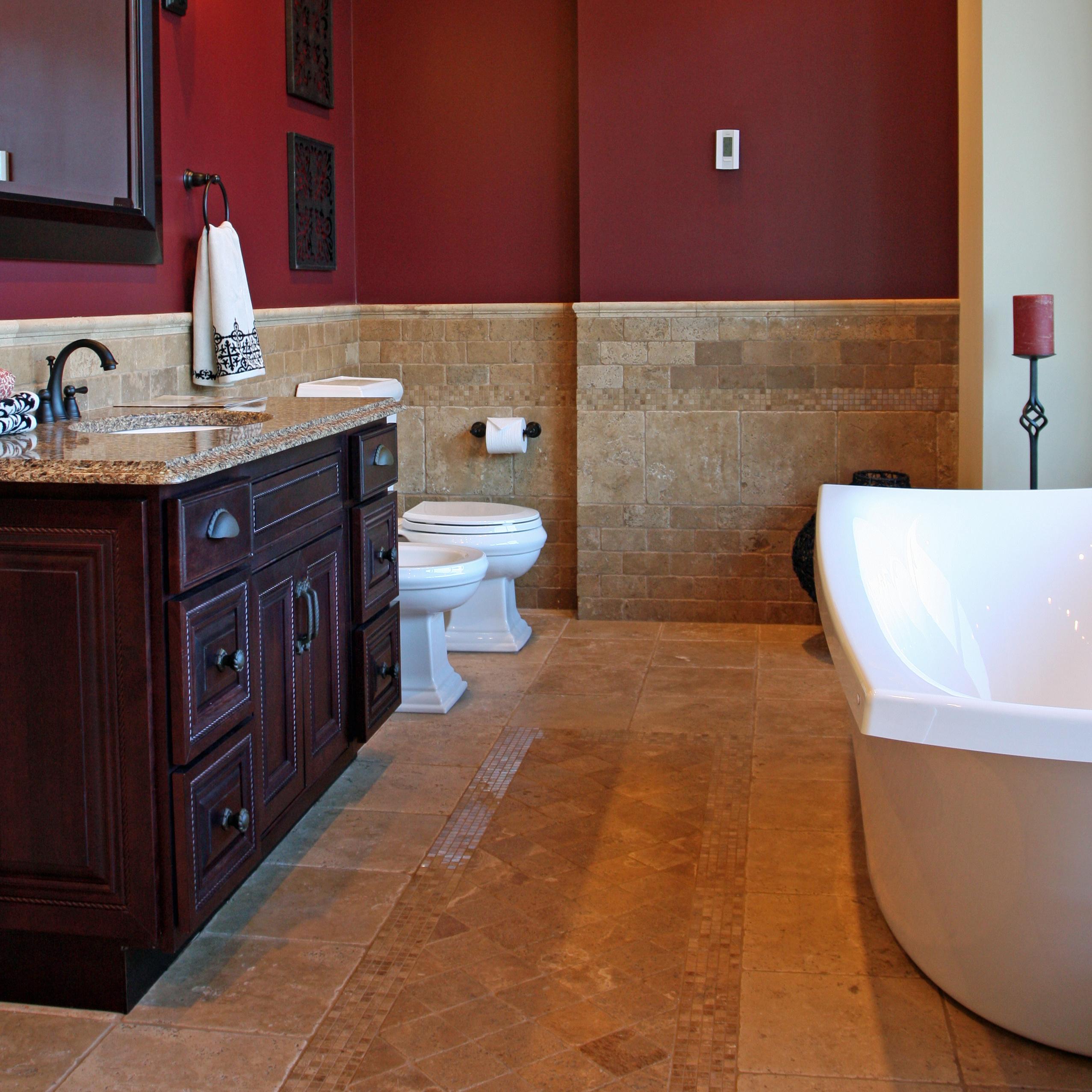 Upscale Bathroom